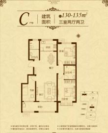 铂庄·凯旋城户型图