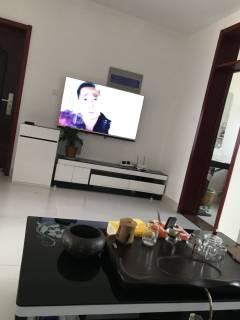 东阿县2017年的地暖房精装修,带家具家电
