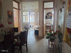 东阿(城中)恒信家园3室2厅1卫58万96m²简单装修房屋出售